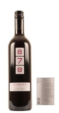 2014 Finca 878 Classico (SCREWCAP) Cabernet / Malbec (0,75l, Tinto)