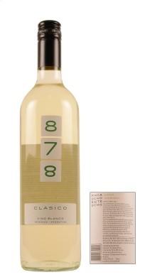 2014 Finca 878 Classico (SCREWCAP) Sauvignon Blanc – Chenin Blanc