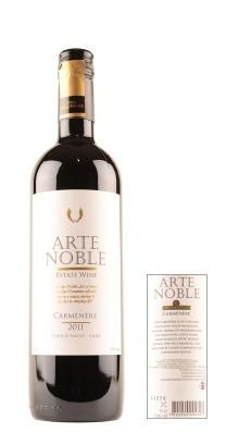 2015 Arte Noble Viña Requingua Carmenère Curicó Valley