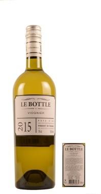 2015 Le Bottle Vin de Pays d'Oc Viognier Languedoc