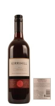 2014 Kirrihill Kirri Wine Range Shiraz South Eastern Australia