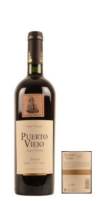 2015 Puerto Viejo Syrah – Reserve Viña Requingua- Wood Label  Curicó Valley