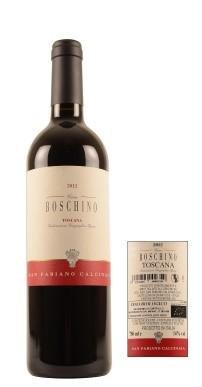 2015 San Fabiano Calcinaia – BIO Casa Boschino Toscana – BIO Toscane