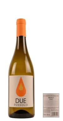 2016 Russolo DUE Sauvignon e Chardonnay Friuli