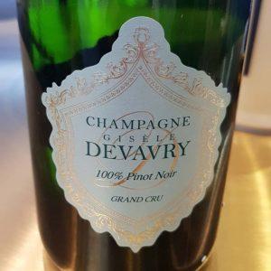 Champagne Gisèle Devavry, Champillon Brut Grand Cru