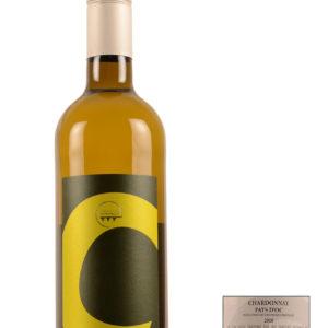 2018 Les Cépages Vin de Pays d'Oc Chardonnay Frankrijk