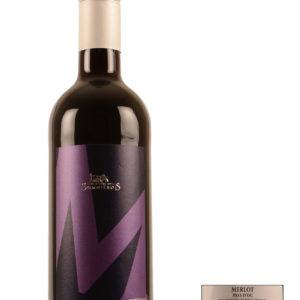 2018 Les Cépages Vin de Pays d'Oc Merlot Frankrijk