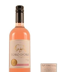 2019 Viña Tunquelen Toro d'Oro Varietal - Rosado Chili